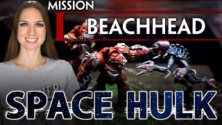 Space Hulk Board Game - Mission 01: Beachhead