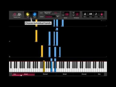 The Hunger Games - Rue's Lullaby (Deep in the Meadow) Piano Tutorial - How to play