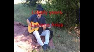 Lonely Years - John Mayall - Performed by Luciano Arius