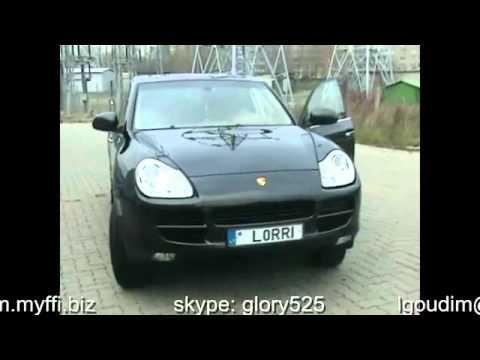 Использования MPG-Caps на Porsche Cayenne.mp4