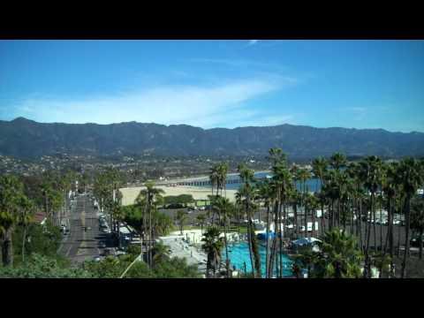 Views from City College Santa Barbara