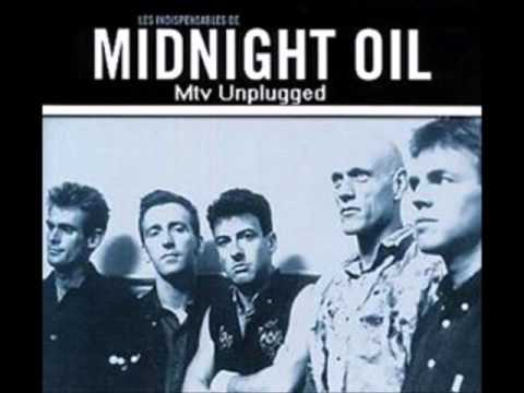 Midnight Oil - Blue Sky Mine - MTV Unplugged