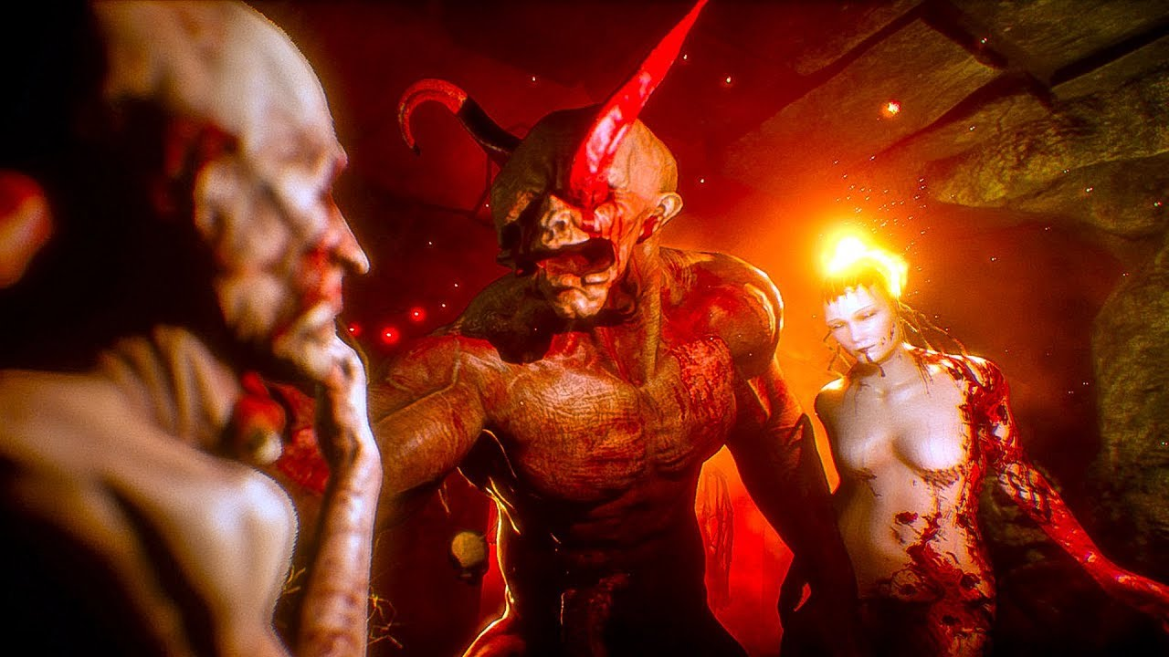 Image result for agony gameplay