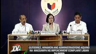 Ombudsman: Go on, file impeachment case vs me