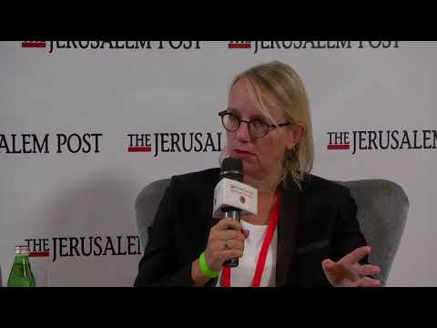 Interview With Ambassador Of France To Israel H. E. Ms. Hélène LE GAL On The Sidelines Of Jerusale