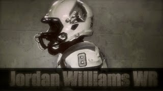 "Jordan Williams #8 Sophomore WR Ball State University | ""One to Watch"""