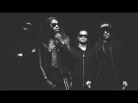 Dirtyphonics & ƱZ - Hustle Hard (feat. Trinidad Jame$) (Official Music Video)