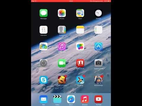 Tuto Avoir un logiciel de capture d'écran pour son ipad/iphone/ipod gratuit sans jailbreak