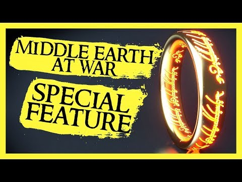 """LOTR Visual Overhaul!"" Middle Earth At War Warband Mod Gameplay Let's Play Special Feature"