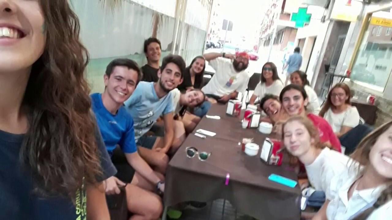 Amistad en Badajoz con HombresalaCarta