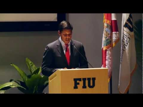 USAID Lecture by Dr. Rajiv Shah