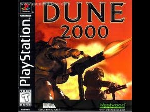 Short Review: Dune 2000 (PS1)