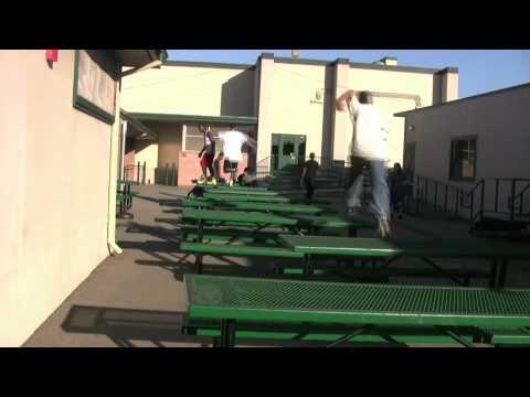 San Leandro Parkour Practice Day