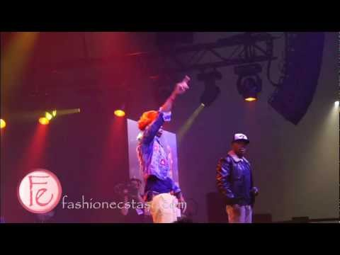 Kardinal Offishall Performs LIVE for ARGOS