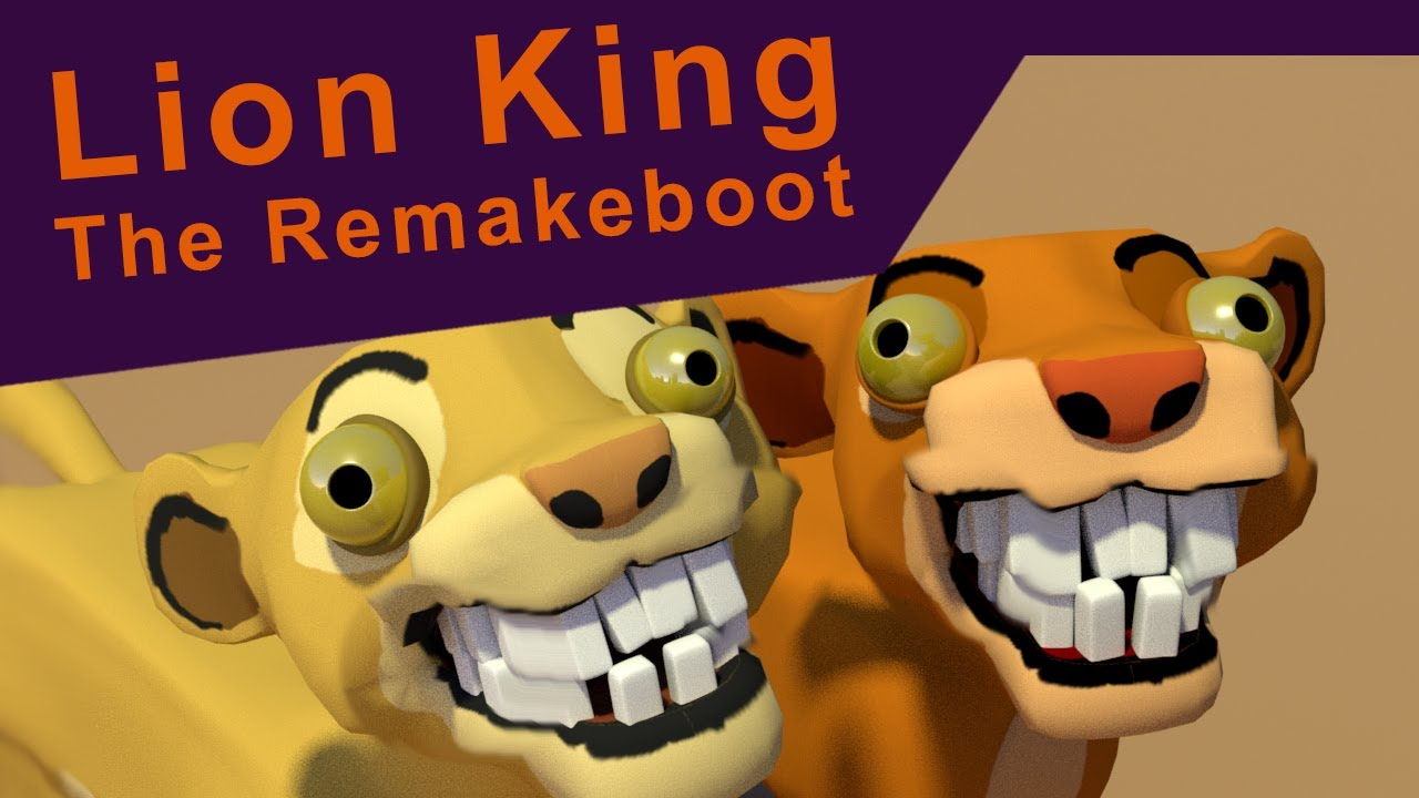 Download Lion King the Remakeboot