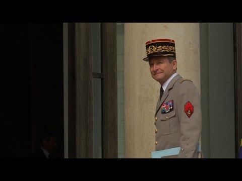 Démission du chef d'état-major Pierre de Villiers