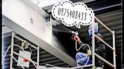 Нанесение огнезащиты DP-6880 AS-8000