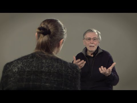 Entretien avec Hervé Fischer   Exposition   Centre Pompidou
