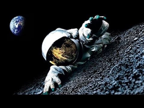 В НАСА известно кто обитает на Луне. Засекреченный полёт Аполлон 18.