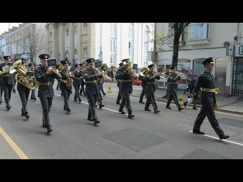 The Band of the RAF College - Swansea