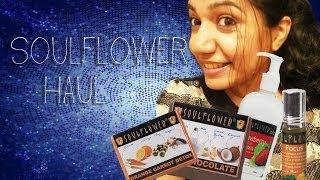 HAUL: Soulflower Handmade Soap & Body Milk Haul + Review Thumbnail