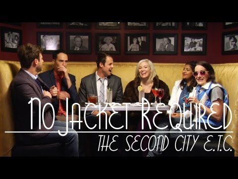 Second City e.t.c.Cast on No Jacket Required