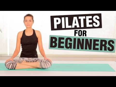 PILATES FOR BEGINNERS AT HOME In 30 Minutes