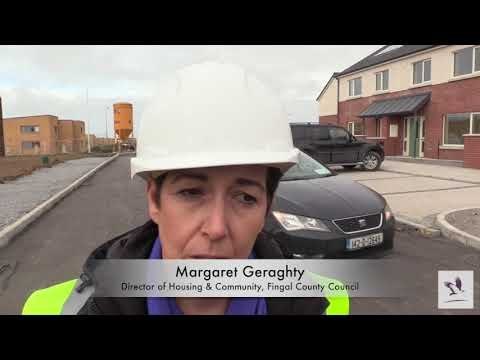 Tackling the Housing Crisis: Visit by Taoiseach and Minister to construction sites (Part 2)
