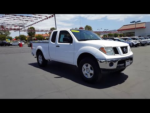 2008 Nissan Frontier Simi Valley, Thousand Oaks, Los Angeles, Ventura, Oxnard, LA, CA 3705811