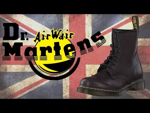 Christie James - CBGB x Dr. Martens Boot Collab