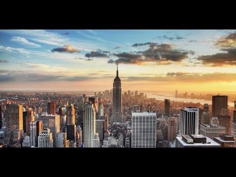 Computer Graphics 2015 - New York 3D rendering