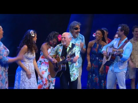 Jimmy Buffett comes to Broadway