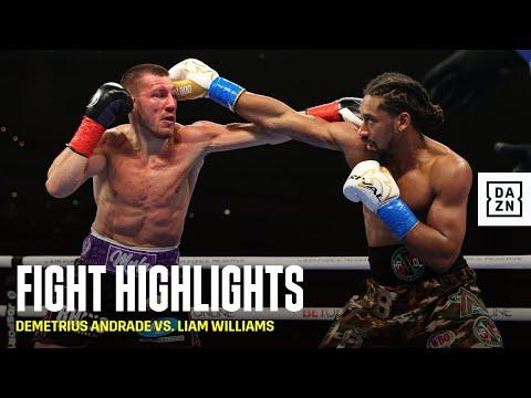 Download HIGHLIGHTS   Demetrius Andrade vs. Liam Williams