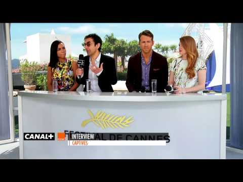 Cannes 2014 - Captives : The best of the interview