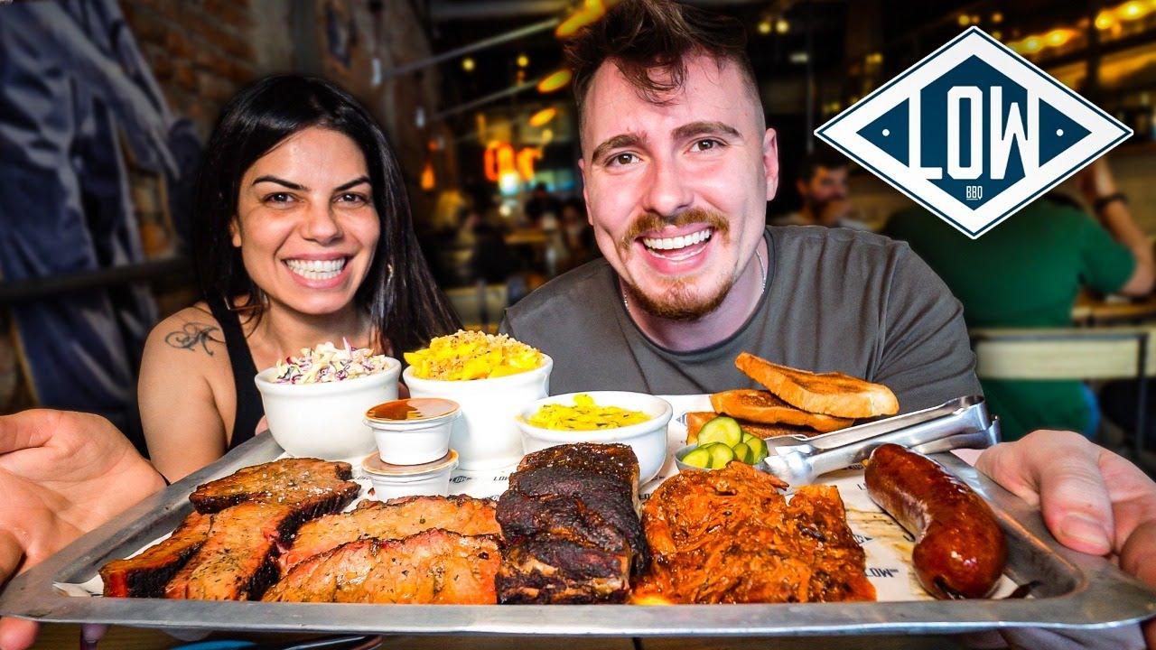 Bandejão de Churrasco Americano Bruto I Low BBQ - Em busca da melhor churrascaria 27