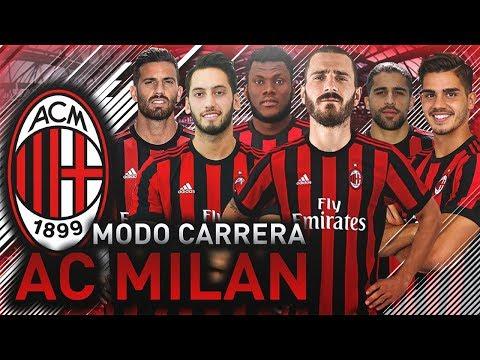 ¡COMIENZA LA HISTORIA! PRIMER FICHAJE Y RENOVACIÓN! | FIFA 18 Modo Carrera: Milan #1