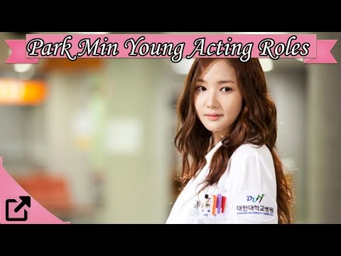 Top Park Min Young Drama Acting Roles