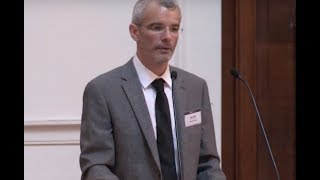 Brad Evans I Conflict and the Art of the Political I Conflict Matters 2017
