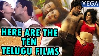 Top 10 telugu movies you should never watch with your parents