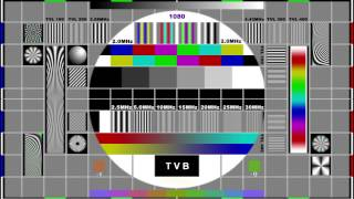TVB Jade with Full HD Test Pattern