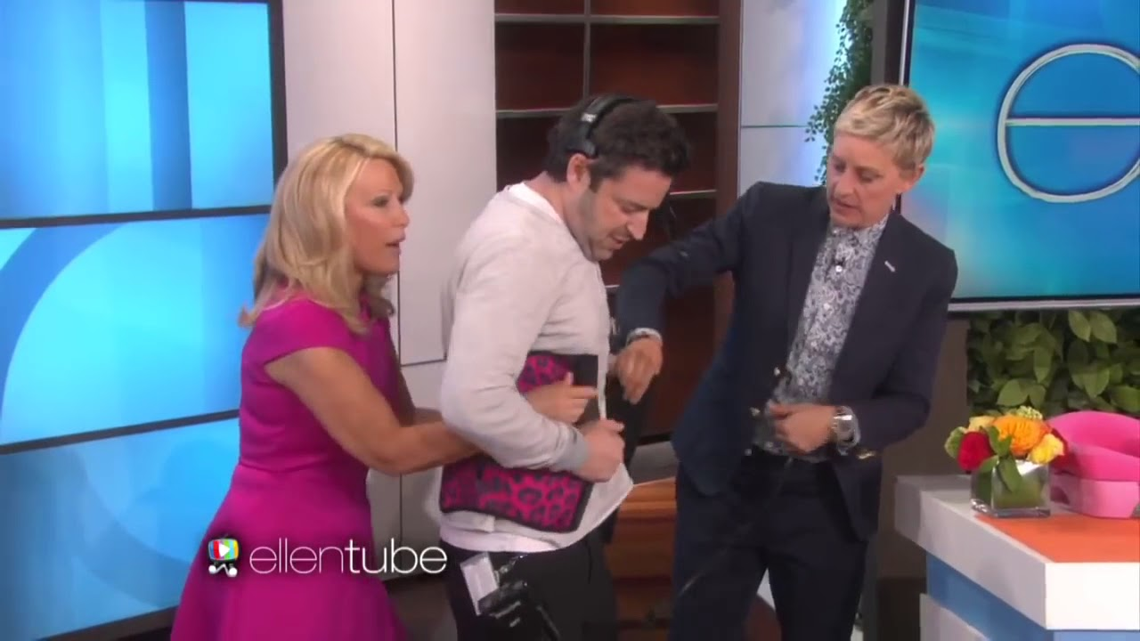 3f4a22c55c3cb Amia Waist Trainer Featured on The Ellen Show | Hourglass Angel ...