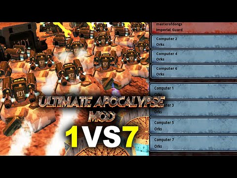 Can I Win A 1vs7 In Ultimate Apocalypse Mod?