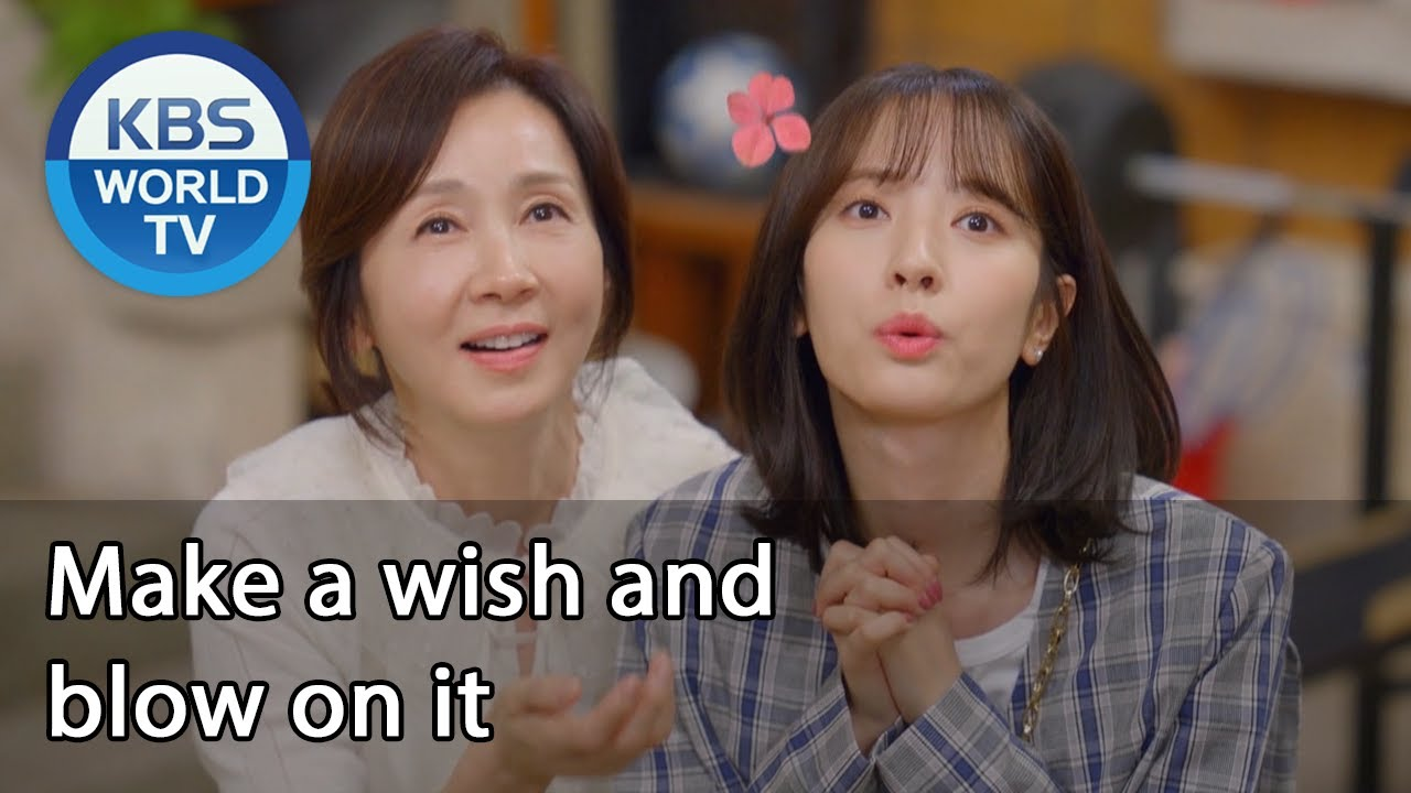 Make a wish and blow on it (12/3) [Homemade Love Story | 오! 삼광빌라! / ENG, CHN, IND / 2020.11.01]