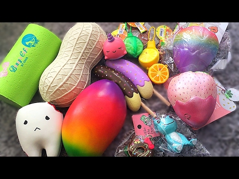 Squishy And Slime Dares : EXTREME SQUISHY DARES?! Yes, I Cut My   USD30 Squishy... Doovi