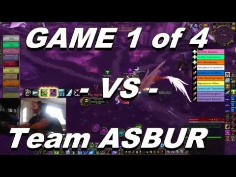 6.2.3 Frost Dk TC RBGs - Team Ashido R1 HERO Group !