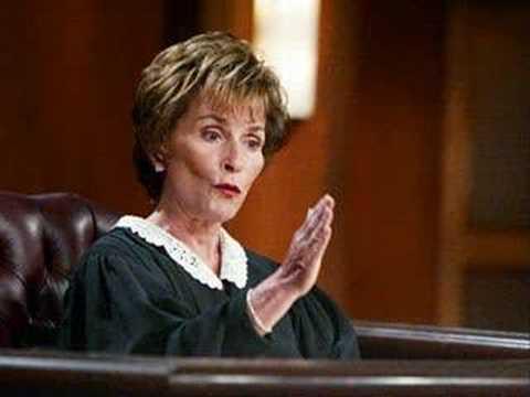 Judge Judy calls Best Buy