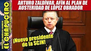 Terremoto en la Corte  eligen a nuevo presidente afín a plan de austeridad  de AMLO df3d5738e050e