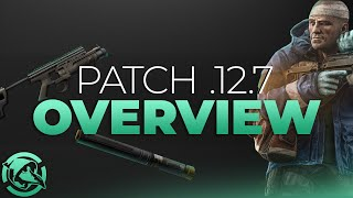 Patch 12.7 Overview - Escape from Tarkov