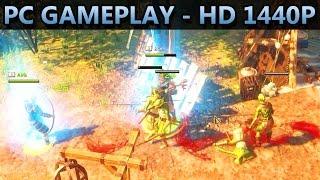 Kyn | PC GAMEPLAY | HD 1440P