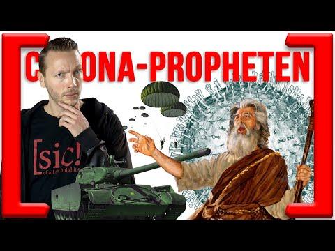 Corona-Propheten | Militär auf deutschen Straßen [sic!] #04
